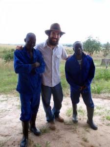 Jon, Jorge and Lazaro