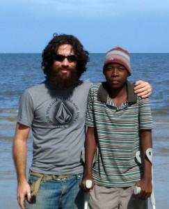 Dosma at the Beach